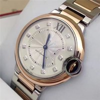 b47039ca360 Top Quality W3BB0007 Women s White Dial Automatic Mechanical Rose Gold  Stainless Steel Case Watch 36MM