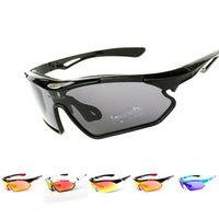 Wholesale colors goggles ski resale online - fashion Motocross Goggles Riding Goggles Cycling Bicycle Bike Eyewear Sunglasses skiing riding anti wind glasses colors