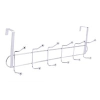 Wholesale storage cabinets home resale online - Clothes Hooks Cabinet Door Back Hooks Hook Bold Stainless Steel Home Storage Towel Adhesive Clothes Hanging