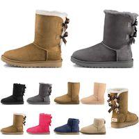 Comprar Botas De Algodón Moda Invierno Para Mujer Media