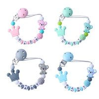 10pcs Baby Teether/'s DIY Accessories Plastic Breakaway Clasp for Necklace Wd