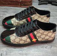 корейская обувь для мужчин оптовых-Фирменный стиль повседневной обуви Популярные повседневные туфли новые холст тренды корейской версии модной кожаной мужской обуви, повседневная обувь мужское платье