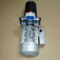 ingrosso pompa ad acqua solare ad alta pressione-220v 60hz hidraulico cilindro motore per pompa idraulica Power packing Unità per due cilindri a doppio effetto spedizione gratuita