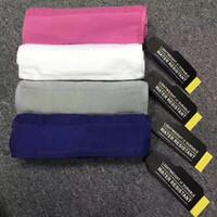 toalhas funcionais venda por atacado-Atacado eu vou toalha funcional 5 cores vestuário desempenho com pacote de varejo de grande qualidade