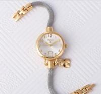 observa a espanha venda por atacado-Nova Moda Espanha Rhinestone Relógios Mulheres de Luxo Pulseira De Aço Inoxidável relógios Senhoras Vestido de Quartzo Relógios reloj mujer Relógio