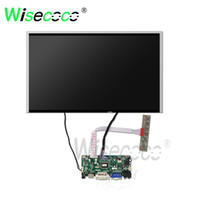 Wholesale vga lcd panel resale online - 17 inch TFT LCD FHD screen experience more HD film with VGA HDMI driver panel use for PC industrial tablet laptop