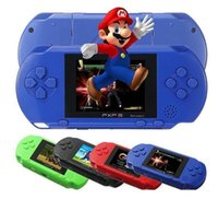 Wholesale 16 bit tv video games for sale - Group buy 156 CLassic games Bit PXP3 Handheld TV Video Game Console PXP Pocket Game Players For boy Children
