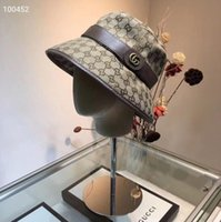 Wholesale sun hat for sale - Group buy 2019 Free Classic luxury high quality brand fisherman hat sun hat portable outdoor tourism multi purpose shading fashion