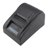 Wholesale sell desktop resale online - 5890T MM zijiang desktop thermal printer receipt hot sell