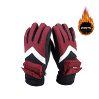 Wholesale glove heating for sale - Group buy Battery Electric Heating Electric Reflective Duty Gloves Motorcycle Car Heating Gloves S Waterproof