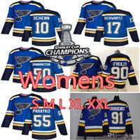 Wholesale youth wayne gretzky jersey for sale - Group buy 2019 Stanley Cup Champions final St Louis Blue Womens Youth Ryan O Reilly Vladimir Binnington Wayne Gretzky hockey jersey