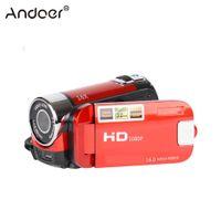 videocámaras usadas al por mayor-Videocámara Videocámara Videocámara Videocámara Videocámara Videocámara Andoer Cámara Digital para Uso Doméstico