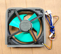 New Original NMB FBA12J15V DC15V 0.28A 12cm for Refrigerator cooling fan