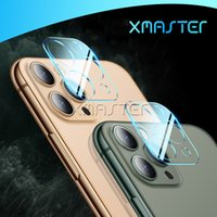 Wholesale full hd film for sale – best For iPhone Pro Max H Hardness Transparents Lens Protector Film D HD Full Camera Films Protective Back Cover with Retail Package xmaster