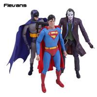 figura de acción dc comics al por mayor-Figura de acción Neca Dc Comics Batman Superman El Joker de PVC de Colección Toy 7