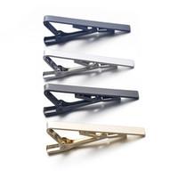 gravatas do ouro dos homens s venda por atacado-4pcs lapela laço pin masculino (prata, ouro, preto, azul)