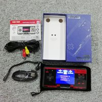 Wholesale frames games resale online - Classic Home Game SIMULATOR FC3000 Family Pocket Empire Retro Handheld Full Speed Frames Game Console pc