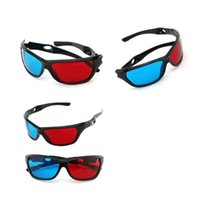 33aaabc1d21de3 Rote blaue 3d Sonnenbrille HD stereoskopische Bewegung Eyewear einfach zu  reinigen Anti Wear Brille Eco freundliche heißer Verkauf 1 3 Ls I1