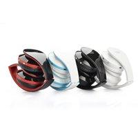 ingrosso cuffie di gioco del bluetooth-hot New Headset NX-8252 Auricolari Bluetooth Wireless Headset per giochi Cuffie pieghevoli