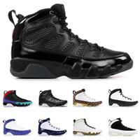 ördek basketbol ayakkabıları toptan satış-2019 Sıcak ÜrdünRetroHava 9 s erkekler basketbol ayakkabı CITRUS RÜYA BUNU OREGON DUCKS 9 erkek atletik spor sneakers boyutu 7-13