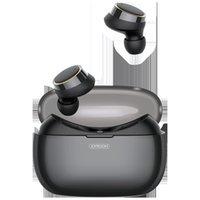 ingrosso telefono cellulare invisibile-Joyroom T05 Auricolari Bluetooth senza fili Sport binaurali con cuffie intrauricolari impermeabili Guida Mini invisibile per telefono cellulare