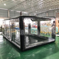 Wholesale pvc inflatable pump for sale - Group buy Free Pump Inflatable Car Tent x2 x2m Inflatable Car Showcase For Indoor Or Outdoor Hot Sale Car Cover Capsule Garage
