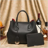 Wholesale lychee leather bag for sale - Group buy Real leather platinum bag of lychee skin of the leather first layer of cow leather women s leisure bags