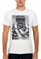 mujeres de tanques de hip hop al por mayor-ASAP Rocky Long Live Funny Hip Hop Rap Hombres Mujeres Chaleco Tank Top Camiseta unisex 2