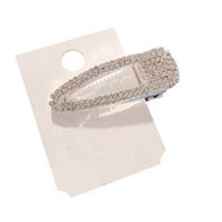 diadema perla coreana blanco al por mayor-Nuevo diseño de moda mujer perla pinza de pelo Bobby Pin Hairband horquilla Barrette peine accesorio de regalo de la joyería para las mujeres