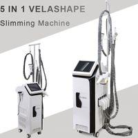 Wholesale cavitation laser slimming for sale - professional velashape Cavitation RF slimming machine body slimming velashape Ultrasonic Cavitation Cellulite reduction fat burning laser
