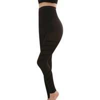 siyah tutu kadınlar toptan satış-Uyku Siyah Tayt Kadınlar Polyester Ayak Bileği Uzunlukta Standart Kat Pantolon Esneklik Slim Push Up Spor Kadın Legging Tutun 2019J1