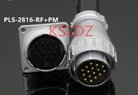 Wholesale industrial plug sockets resale online - pieces original New PLT APEX PLS RF PM PLS RF R PLS PMX R PINS Aviation Plug and Socket Connector