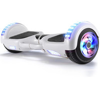 Wholesale twisting car for sale - Group buy Factory generation inch children s electric balance car twist car light wheel marquee Bluetooth portable