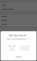 conexão bluetooth iphone venda por atacado-2019 novos Airpods conexão sem fio Bluetooth fone de ouvido fone de ouvido do telefone móvel. Uma boa + qualidade