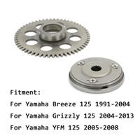 yamaha 125 großhandel-Einweg-Starterkit für kupplungsgetriebenes Getriebe für Yamaha Breeze 125 1991-2004 Grizzly 125 2004-2013 YFM YFM 2005-2008