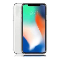 Wholesale unlocked phones online - 5 inch Goophone xs Quad Core Real Face ID MTK6580 G G Unlocked Andriod phone show G LTE GB GB with sealed box