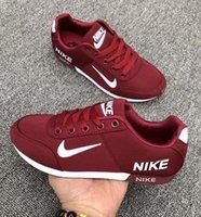 мужчины размер 16 кроссовки оптовых-Новый бренд холст спортивные кроссовки для мужчин, женщин с низким вырезом повседневная обувь на плоской подошве кроссовки унисекс сапоги для ходьбы кроссовки размер 36-45