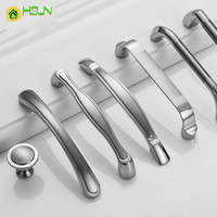 2pcs Steel Cabinet Handles and Knobs Kitchen Cupboard Handles Drawer Pulls Multi Design Z-0811