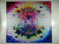YuGiOh Sky Striker Ace Raye Master Rule 4 Zones Custom TCG Playmat Free Tube