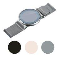 sport magnetischen armband großhandel-Uhrenarmband Armband Magnetverschluss Edelstahl wasserdichte Armband Ersatz für Huawei B5 Sport Smartwatch