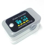 oksijen nabız oksimetresi toptan satış-Oksimetre pulsioximetro nabız oksimetre parmak taşınabilir parmak oksimetre dijital oksimetre parmak oksijen ölçer spo2 CE ve FDA onaylı