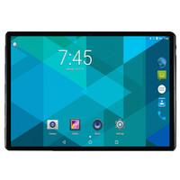 веб-камера в середине планшета оптовых-2019 новый Android 7.0 OS 10-дюймовый планшетный ПК Octa Core 4 ГБ оперативной памяти 32 ГБ ROM 8 ядер 1280 * 800 IPS 2.5 D стеклянный экран таблетки 10.1 подарки
