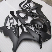 Wholesale Custom Screws ABS Matte Black fairing YZFR1 YZF R1 motorcycle panels for Yamaha