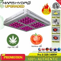 Wholesale epistar grow lights for sale - Group buy Mars Hydro Mars Pro II Epistar W LED Grow Light Hydroponics Indoor Plants Full Spectrum Lamp Veg Flower Panel for Indoor Gardening