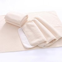 Wholesale baby diapers for cotton resale online - Waterproof EVA Layer Baby Changing Mat Cotton Changing Pad Bed Sheets Diaper Mat for Newborn