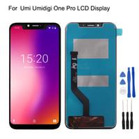 ingrosso umi phone-Originale per UMI UMIDIGI One Pro Display LCD Touch Screen Digitizer per UMI UMIDIGI One Pro Display Screen Assembly parti del telefono