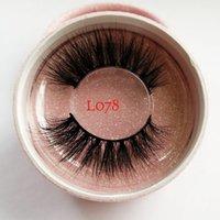 extensões de cabelo de longa duração venda por atacado-NOVO 3D Suave Wispy Cílios Postiços Mink Hair Extension Tools Lashes Reutilizáveis Maquiagem Natural Longa Duração Eye Lashs 11