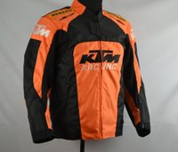 Wholesale ktm racing jersey resale online - 2020 High quality Factory direct sales Protection Jackets Ktm Motocross Cycling Jerseys Cycling Clothing MotoGP Men jacket For KTM Racing