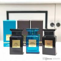 spray marke großhandel-High-End-Parfüm für Mann anhaltende frische Eau de Toilette männliche Marke Parfüm EDP 100ML kostenloser Versand Oud Wood