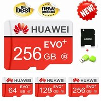 128gb unidades flash al por mayor al por mayor-Nuevo Huawei 32 GB 64 GB 128 GB 256 GB Tarjetas de memoria Clase 10 Tarjeta SD Memoria USB Memoria USB TF Stick